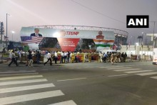 Live Updates: '<em>Hum Raaste Mein Hain...</em>,' Says Trump Ahead Of Touch Down In India