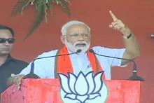 Speedbreaker Didi Lost Sleep After 2 Phases Of Lok Sabha Polls: PM Modi