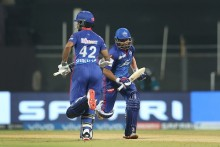 DC Off To Steady Start After 50s By Rahul, Mayank