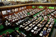 Karnataka Trust Vote: House Adjourned Till Friday, BJP MLAs To Hold Nightlong Dharna At Assembly