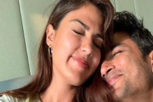 'You're My Guardian Angel': Rhea's Note For Sushant