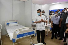 'Hospitals In Delhi Left With Only A Few Hours Of Oxygen': Arvind Kejriwal