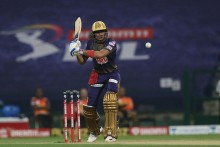 KKR VS SRH LIVE: Gill's 70 Sets Up Comfortable Win For Kolkata