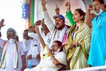 All Eyes On Bengal As Poll Outcome Likely To Influence National Politics