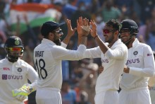 Day 2: Another Five-wicket Haul For Patel, England 8 Down