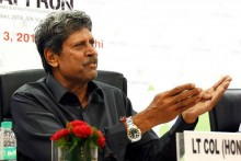 Kapil Dev Hospitalised