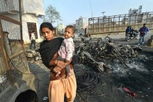 Burnt Houses, Damaged Schools, Empty Streets: Fear Engulfs Families In Riot-hit Northeast Delhi