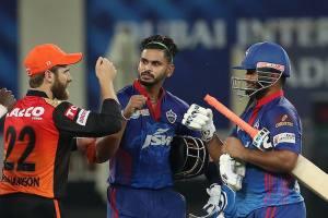 IPL 2021: DC Thrash SRH By 8 Wickets