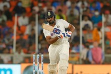 Day 1: England All Out For 112; Rohit, Shubman Extra Cautious