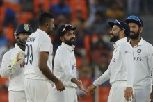 Day 2: India Need Another 38 Runs After Patel-Ashwin Show