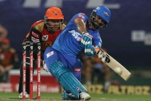 DC Vs SRH Live: Delhi Pin Hopes On Pant, Need 59 In 29