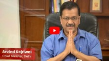 Watch: CM Arvind Kejriwal Announces 6-Day Lockdown In Delhi