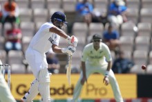 Lunch! India Lead By 98 Runs But New Zealand On Top