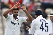 Ashwin Gives Much-needed Breakthrough, Latham Out