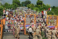 Farm Fire Burning: Peasant Attempts Suicide In Punjab As Unrest Grows
