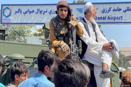 US Politicians Demand To Designate Taliban As 'Terrorist Organisation'