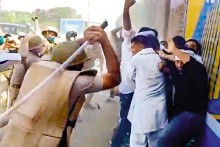 LATHICHARGE DIARY RLD Leader Jayant Chaudhary Writes After Being Caned In Hathras