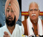 Barbs Fly Between Punjab, Haryana Chief Ministers Over Farmers' March