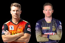 SRH Vs KKR: Morgan-DK's 58-run Stand Helps Kolkata Post 163/5