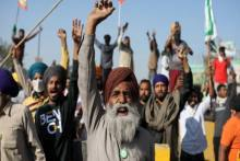 Farmers At Borders, 100 Days Of Dilli Chalo