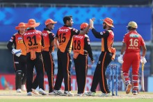 Agarwal, Gayle Rebuild For PBKS After Rahul's Exit
