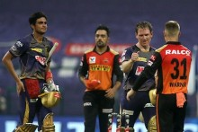 KKR VS SRH: Gill's Classy 70 Sets Up Comfortable Win For Kolkata