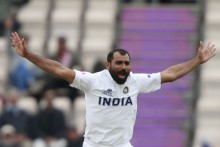 Mohammed Shami Gets Third, New Zealand Six Down