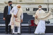 Netaji Birth Anniversary: On PM Dais, 'Insulted' Mamata Refuses To Speak After 'Jai Shree Ram' Slogan