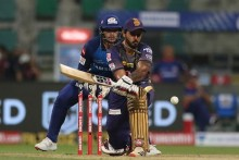 KKR Vs MI LIVE: Kolkata Lose Rana; Pressure On Morgan, Russell
