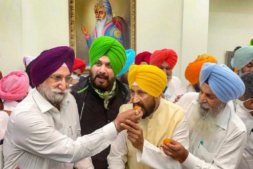 How Charanjit Singh Channi Emerged As Punjab's First Dalit Chief Minister