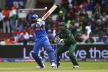 ICC World Cup 2019, IND Vs PAK: Rohit Sharma Ton, Virat Kohli 77 Power India To 336/5