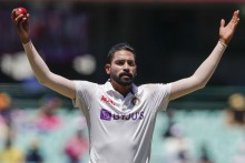 4th Test, Day 1: Siraj Removes Warner First Over