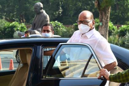 Prashant Kishor Has Nothing To Do With Meeting At Pawar's Residence: Yashwant Sinha