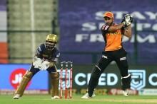 KKR VS SRH LIVE: Hyderabad Look To Finish With A Flourish, 133/3 (19)