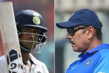 Shastri Sees Glimpses Of Himself In Sundar