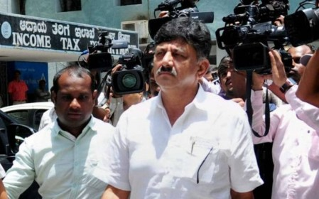 Delhi HC Grants Bail To Congress' D K Shivakumar In Money Laundering Case