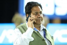 Ex-IPL Chairman Rajeev Shukla Slapped With Conflict Of Interest Notice