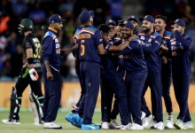 Natarajan's 3/30 Helps India Post 11-Run Win
