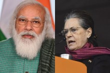 Vaccine Policy Discriminatory: Sonia Gandhi To PM Modi