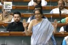 'We Listen To Criticism. We Respond ': Sitharaman After Rahul Bajaj-Amit Shah Q&A