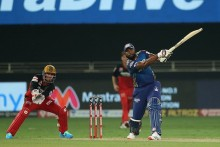 RCB Vs MI LIVE: Pollard Runs Amok, Mumbai Need 31 Off 12