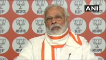 For BJP Workers, Nationalism Comes First: PM Modi