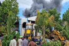 Massive Fire At Chemical Plant In Pune District Leaves 18 Dead, Dozens Missing