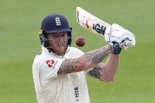 Stokes, Bairstow Help England Reach 74/3 At Lunch