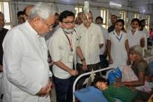 Bihar Encephalitis Deaths Cross 100, Outrage During Nitish Kumar's Muzaffarpur Hospital Visit