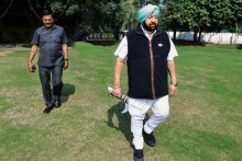 Won't Leave My People In Lurch, Retirement From Politics Can Wait: Amarinder Singh