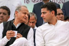 'Next 48 Hours Critical,' Say Congress Sources As Pilot Puts Gehlot On Notice In Rajasthan