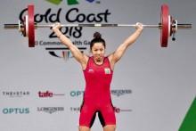 Chanu Creates Lifting World Record
