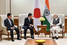 India, Japan And The Confluence Of The Two Seas