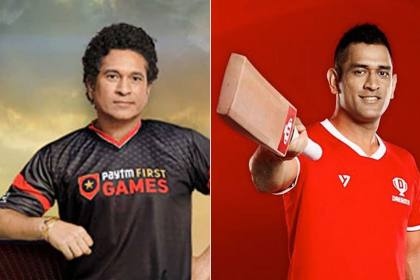 It's Dhoni Vs Tendulkar: How Dream11 Knocked Out Paytm From Google Play Store